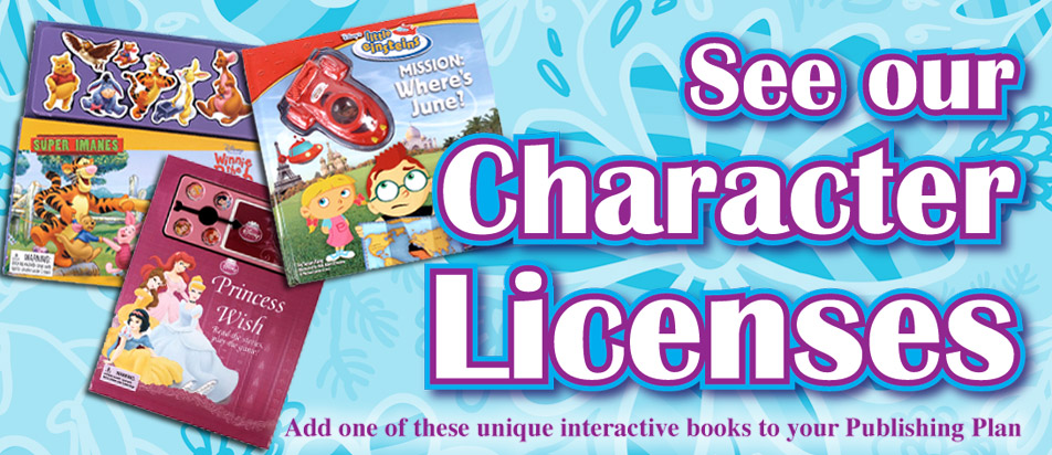 See our character licenses