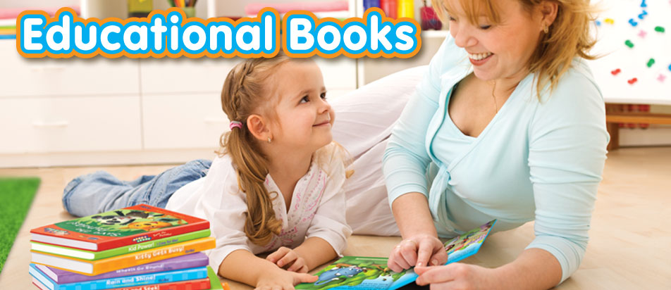 Learn about our Educational Books.